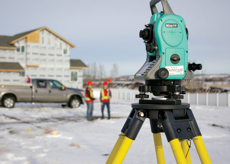 Municipal Land Surveying